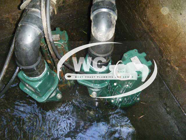 Sump Pump Installation Los
